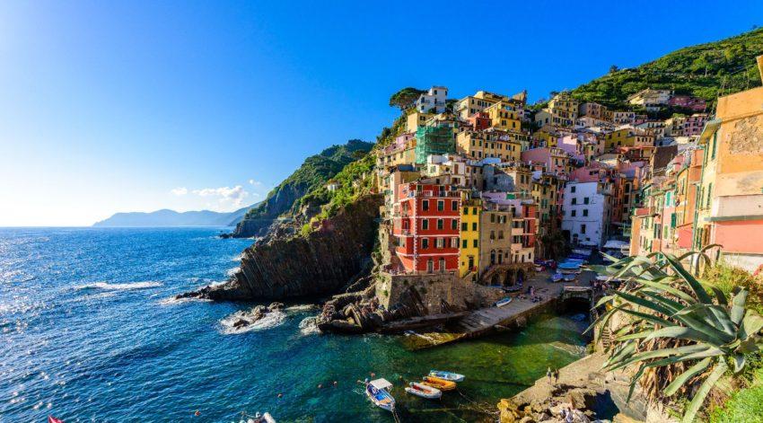 I borghi più belli della Liguria