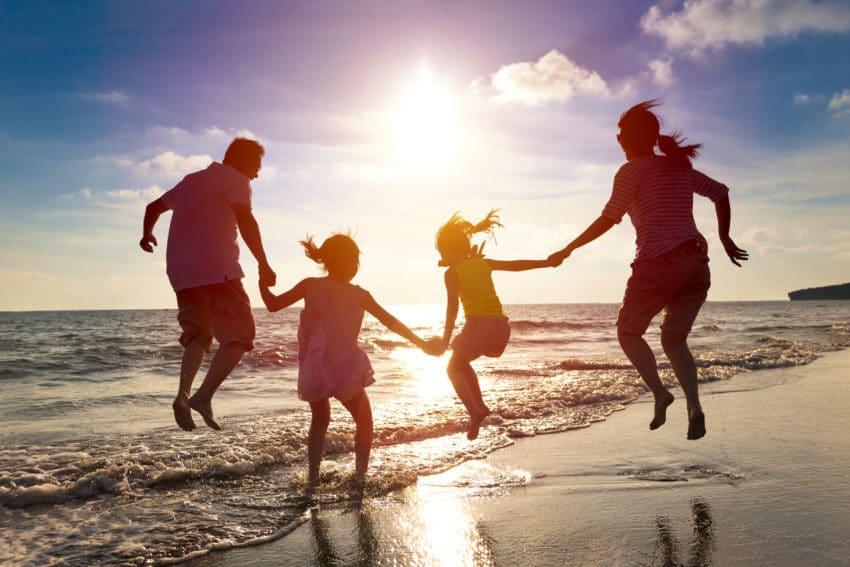 Mare in Liguria con i bambini, le spiagge attrezzate